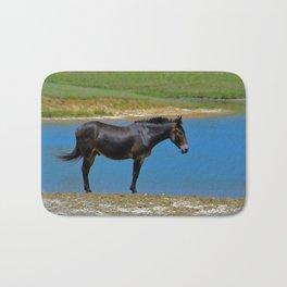 The Horse Bath Mat