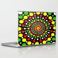 rasta Laptop & iPad Skins featuring Rasta by Liqrush