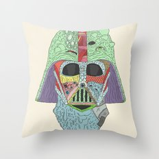 Goreth Vader Throw Pillow