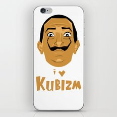 I Love Kubizm iPhone & iPod Skin