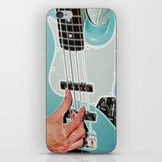 Mr Bassman Guitar fractals iPhone & iPod Skin