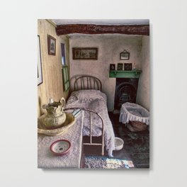 1930's Bedroom Metal Print