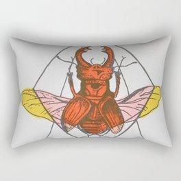 Fuerza Rectangular Pillow