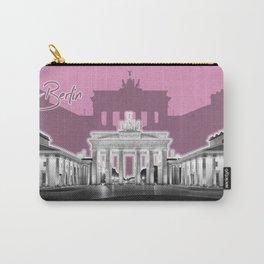 BERLIN Brandenburg Gate | Graphic Art | ink Carry-All Pouch