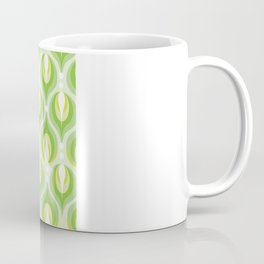 Green Dew Drops Coffee Mug