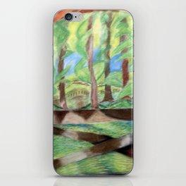 Flash of Scenery iPhone Skin