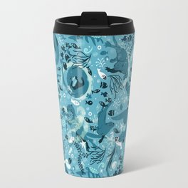 From one otter to another Travel Mug