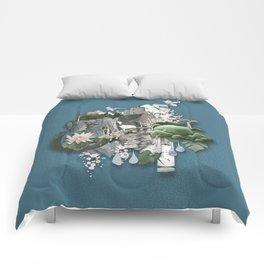 Nangijala –Blue Comforters