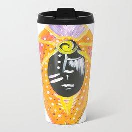Abstract 31 Metal Travel Mug