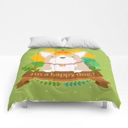 Happy Dog Comforters