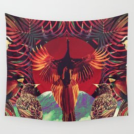 Nature feels. II Wall Tapestry