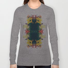 Summer Bouquet Psychedelia 2012 Long Sleeve T-shirt