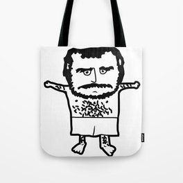 I can't swim anyway Tote Bag