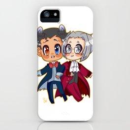 Naurmitsu - Halloween iPhone Case