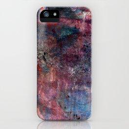 Trepidation iPhone Case