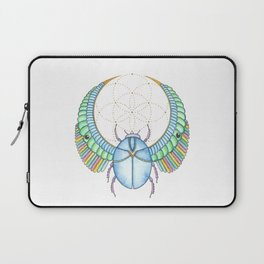Scarab Beetle Laptop Sleeve