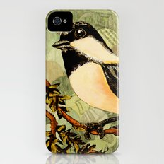 Winged Messenger iPhone (4, 4s) Slim Case