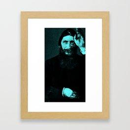 Rasputin 4 Framed Art Print