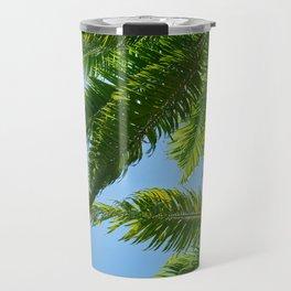 Palm Trees 3 Travel Mug
