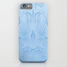 Pinstripe Pattern Creation iPhone Case