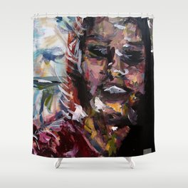 Kendra Shower Curtain