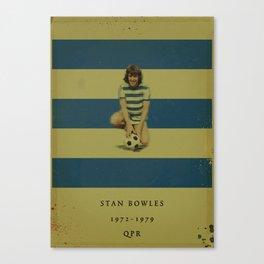 QPR - Bowles Canvas Print