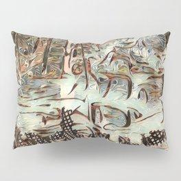 Woodland Nymphs. Pillow Sham