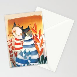 FRANCESCO&CAT Stationery Cards
