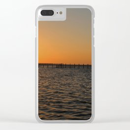 Never Wanted More Clear iPhone Case