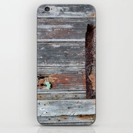 Another rusty iPhone Skin
