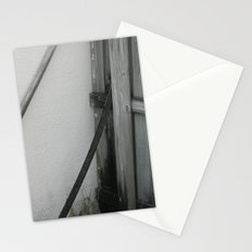 Warped Stationery Cards