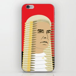 The Constitutional Right To Bear Arms Has Outlived Its Usefulness iPhone Skin