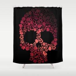 Pirate of flowers couette colors urban fashion culture Jacob's 1968 Agency Paris Shower Curtain