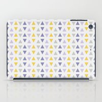 southwest iPad Cases featuring Southwest Triangles by Kara Peters