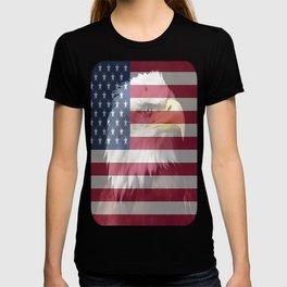 United States Freedom Eagle T-shirt