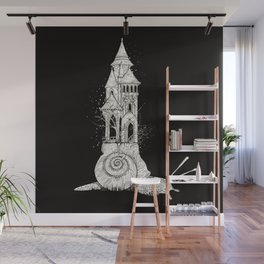 Ivory tower Wall Mural