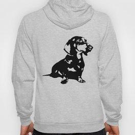 Dachshund Doxie Daxie Wiener  Dog Breed  Hoody