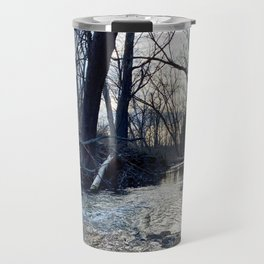 Creek Scene, Cuyahoga Valley Travel Mug