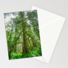 Ethereal Tree Stationery Cards