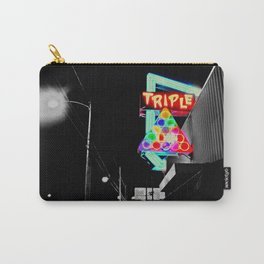 triple billiards Carry-All Pouch
