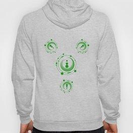 Alien Encounter Extraterrestrial Life Crop Circle UFO TShirt Hoody