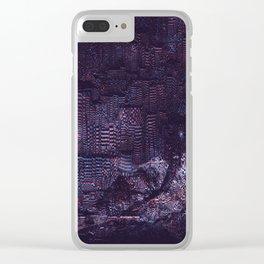 A Space Too Far Clear iPhone Case