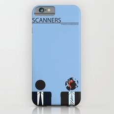 Scanners - Altenative Movie Poster iPhone 6s Slim Case