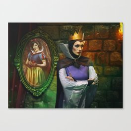 Fairest one of All . . . Canvas Print