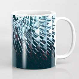 Disintegrated Coffee Mug
