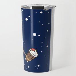 Milkshake In Space Travel Mug