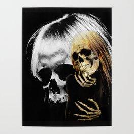 Chelsea Skulls Poster