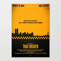 taxi driver Canvas Prints featuring Taxi Driver by Mark A. Hyland (MAHPhoto)