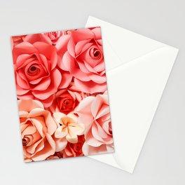 Rose rose Stationery Cards
