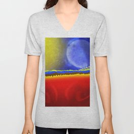 Our Earth Unisex V-Neck